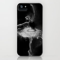 Galaxy Ballerina Slim Case iPhone SE