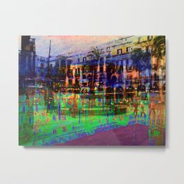 Remnant effervescence, incoherent allowance leisure. Metal Print