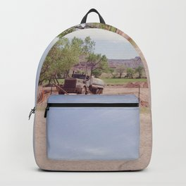 Truck and Helicopters Backpack