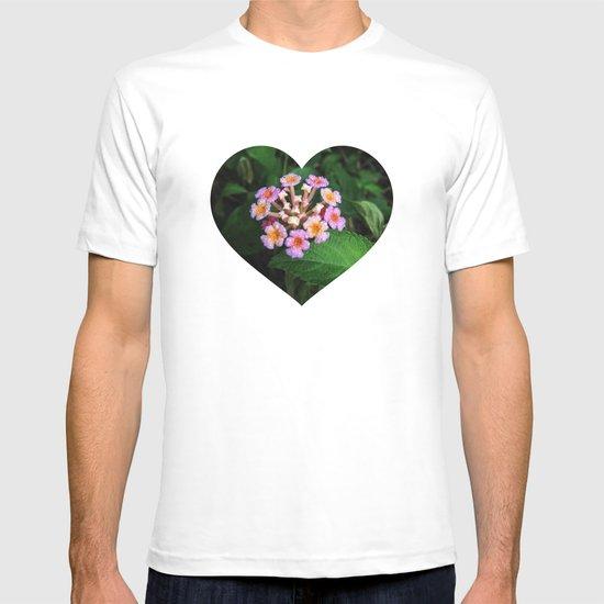 Lantana Camara T-shirt
