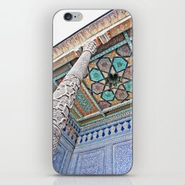 Wonders of the Silk Road - Khiva iPhone Skin