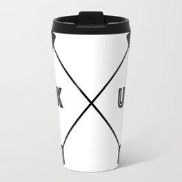 Kansas x KU Travel Mug