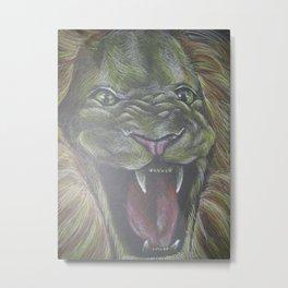 Roar! Metal Print