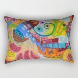 Afternoon Delight Rectangular Pillow