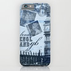 Anglophile Love iPhone 6s Slim Case