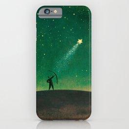 Star Archer iPhone Case