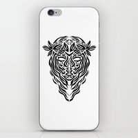 virgo iPhone & iPod Skins featuring Virgo by Mario Sayavedra