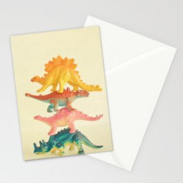 Dinosaur Antics Stationery Cards