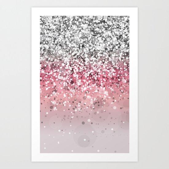 Spark Variations VII Art Print