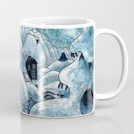 Winter in The Moomin Valley Coffee Mug