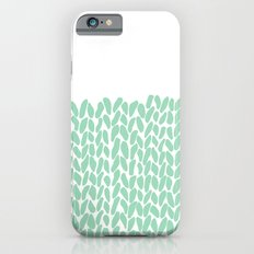 Half Knit Mint iPhone 6s Slim Case