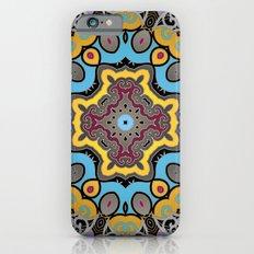 Soothing Mandala iPhone 6s Slim Case