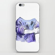 Rolled up iPhone & iPod Skin