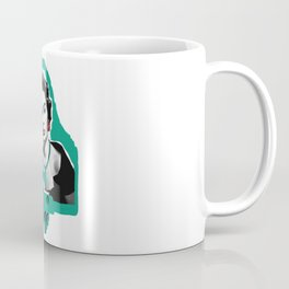 Woman Photoprint Collage Funny Quote Coffee Mug