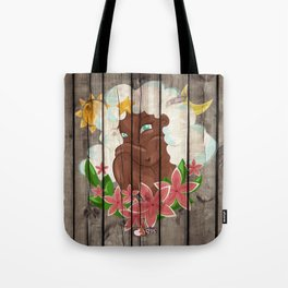 Little Mother Earth Tote Bag