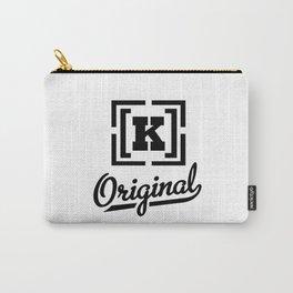K_original Carry-All Pouch