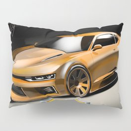 sports Collection & accessories - Camaro Monster Pillow Sham
