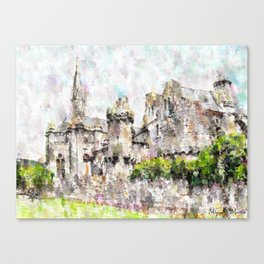 Beautiful places in Germany I Canvas Print