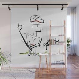 Mister Tee Wall Mural