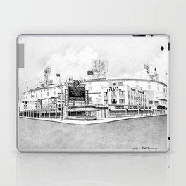 Old Tiger Stadium   Detroit Michigan Laptop & iPad Skin