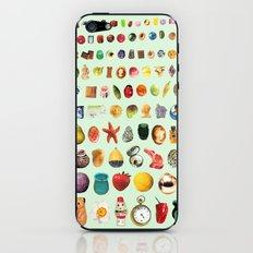 SOUVENIRS iPhone & iPod Skin