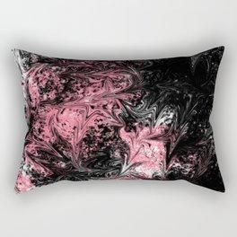 Abstract X 0.1 Rectangular Pillow