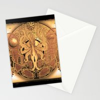 OCTO-CHAO Stationery Cards