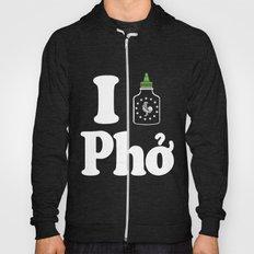 I Heart Pho Hoody