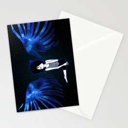 She Made Broken Look Beautiful Stationery Cards