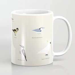 Dirty Birds Coffee Mug