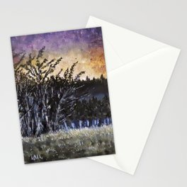 Come the Dawn Stationery Cards