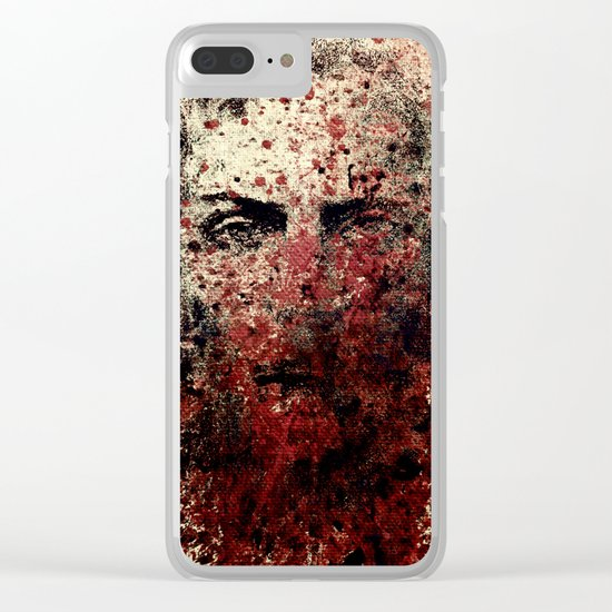 The Ink People 2 Clear iPhone Case