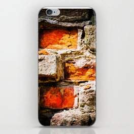 Bricks And Mortar iPhone Skin