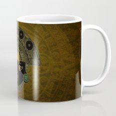 God Sun mask (INTI) Mug