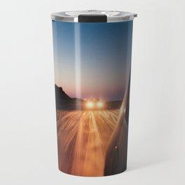 4x4 Sunset Drive Travel Mug