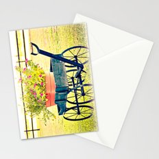 Blooming Wagon Stationery Cards