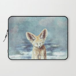 A Fennec's Dream Laptop Sleeve