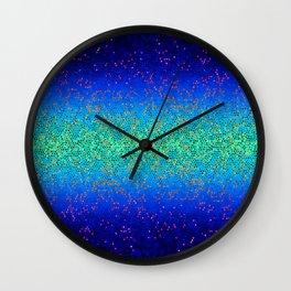 Glitter Star Dust G247 Wall Clock