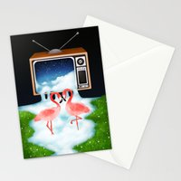 Momentary Static Stationery Cards