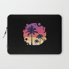Tropical Summer Best Gift Laptop Sleeve
