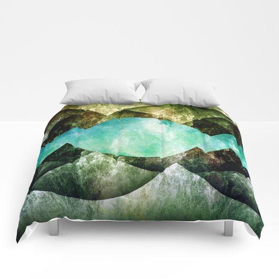 δ Corvi Comforters