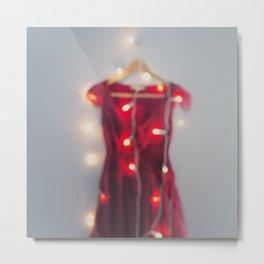 The dress. Metal Print