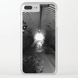 Shiver Clear iPhone Case