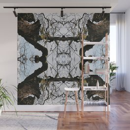 Cat's Cradle Wall Mural