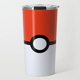 Pokeball Travel Mug