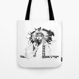Dreams from the Haze Tote Bag