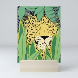 Jungle Cat #4 Mini Art Print