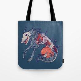 Void Hound Tote Bag