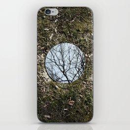 Reflections, Three iPhone Skin