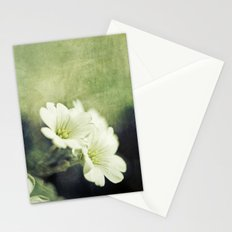 pretty in green. Stationery Cards